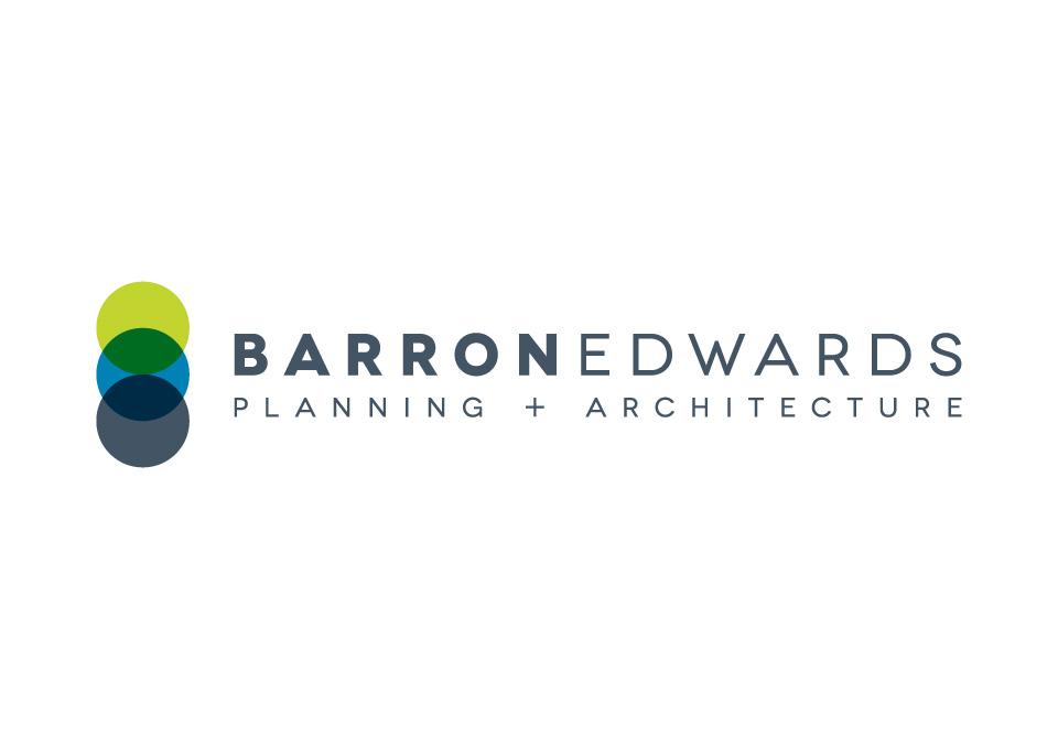 logo design barron edwards